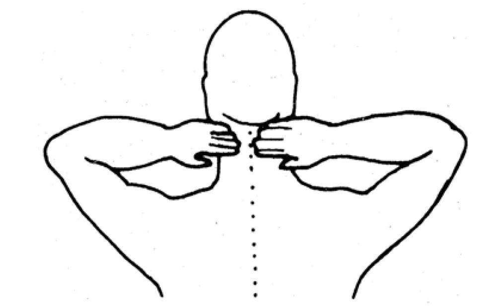 12 - Jin Shin Jyutsu für den Nacken